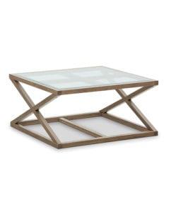 Tizona Square Coffee Table